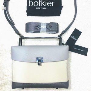 New Botkier Lennox Lunchbox crossbody handbag